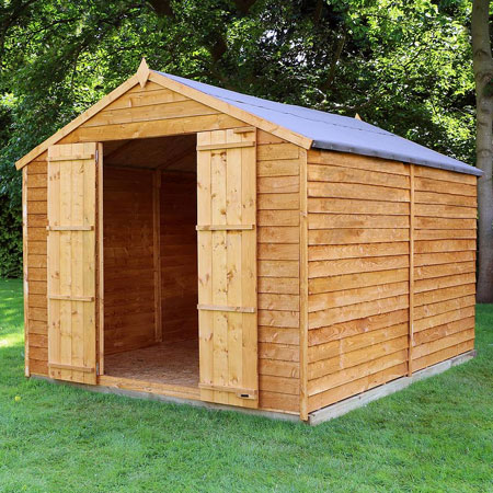 sheds-install